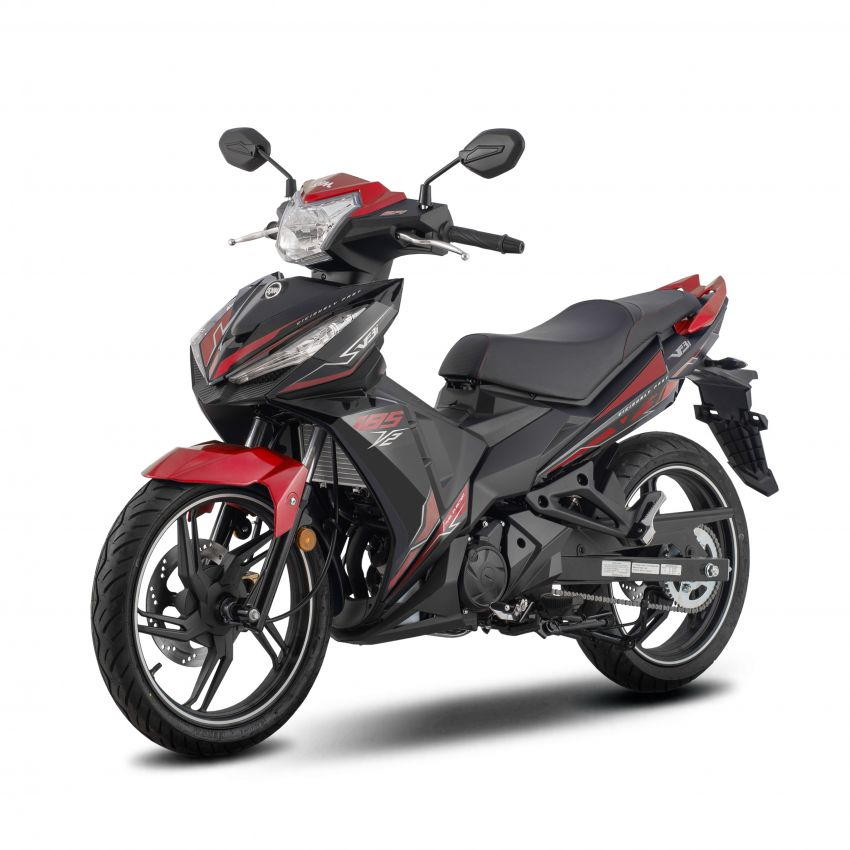 2020 SYM VF3i now in new colours – from RM8,338 Image #1036914