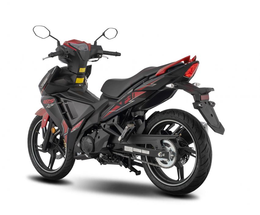 2020 SYM VF3i now in new colours – from RM8,338 Image #1036915