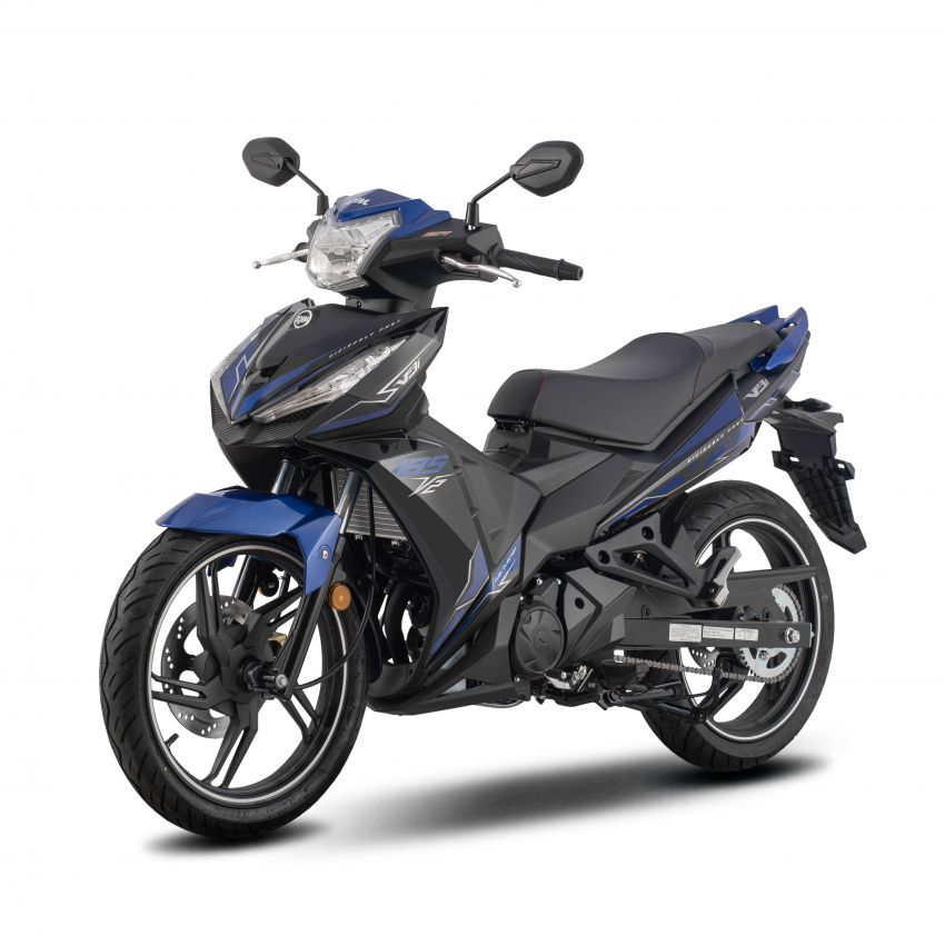 2020 SYM VF3i now in new colours – from RM8,338 Image #1036898