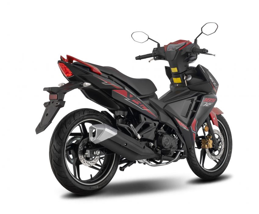 2020 SYM VF3i now in new colours – from RM8,338 Image #1036916