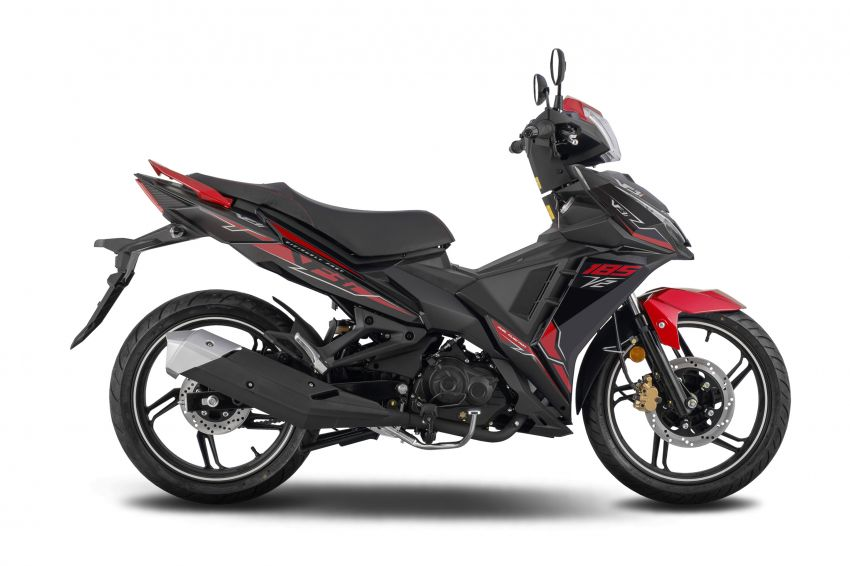 2020 SYM VF3i now in new colours – from RM8,338 Image #1036917