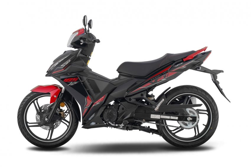 2020 SYM VF3i now in new colours – from RM8,338 Image #1036918