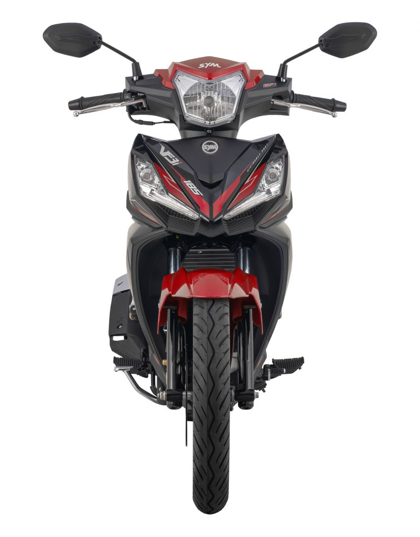 2020 SYM VF3i now in new colours – from RM8,338 Image #1036919