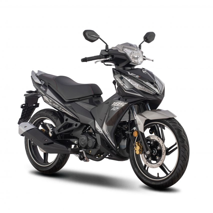 2020 SYM VF3i now in new colours – from RM8,338 Image #1036921