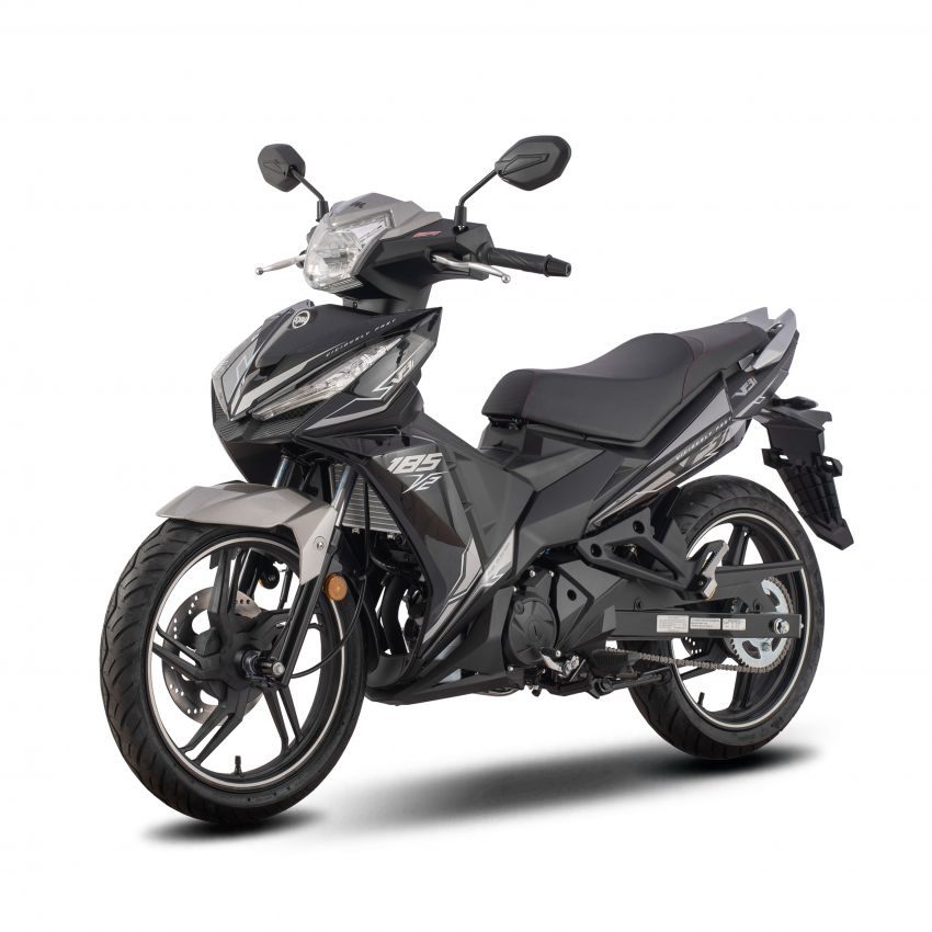 2020 SYM VF3i now in new colours – from RM8,338 Image #1036922