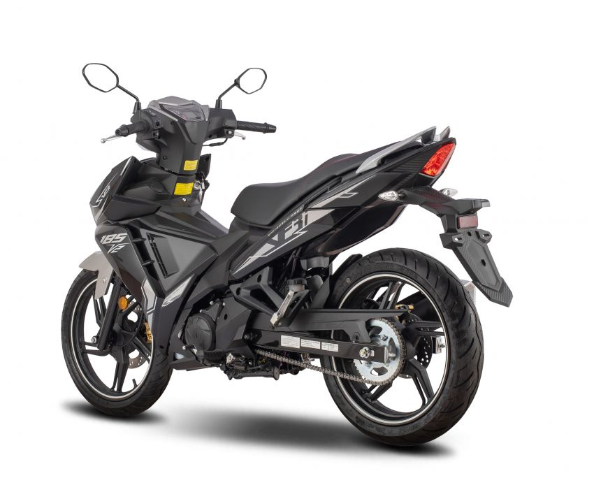 2020 SYM VF3i now in new colours – from RM8,338 Image #1036923