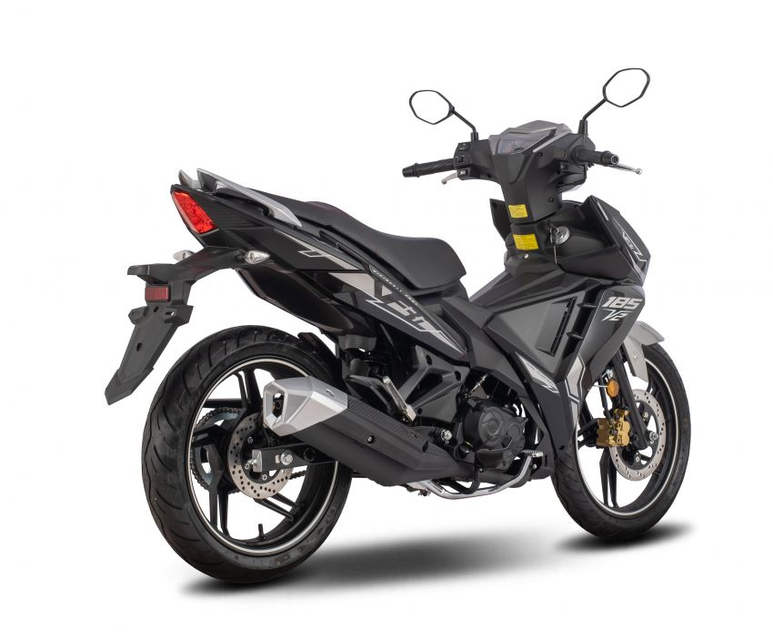 2020 SYM VF3i now in new colours – from RM8,338 Image #1036924