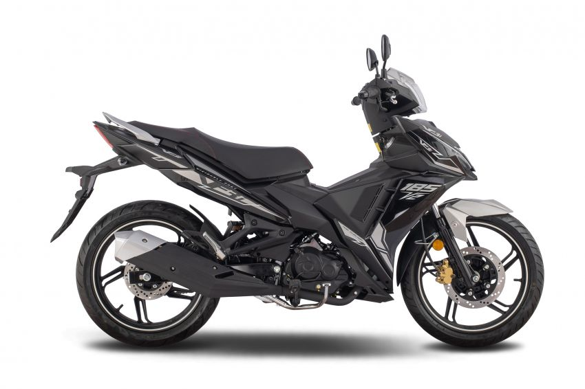 2020 SYM VF3i now in new colours – from RM8,338 Image #1036925