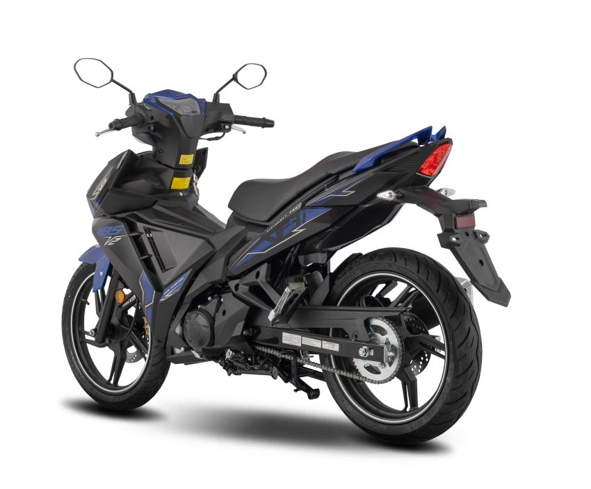 2020 SYM VF3i now in new colours – from RM8,338 Image #1036899