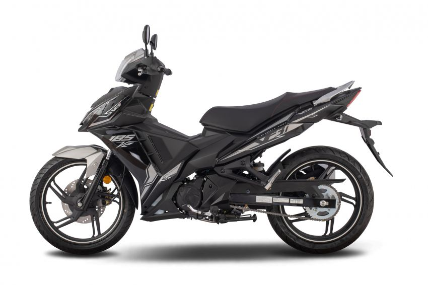 2020 SYM VF3i now in new colours – from RM8,338 Image #1036926