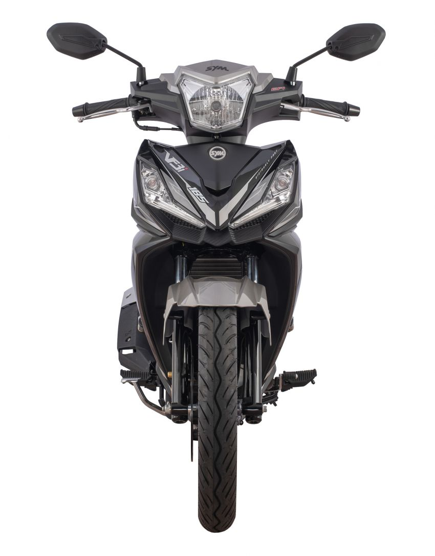 2020 SYM VF3i now in new colours – from RM8,338 Image #1036927