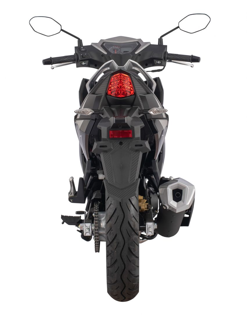 2020 SYM VF3i now in new colours – from RM8,338 Image #1036928