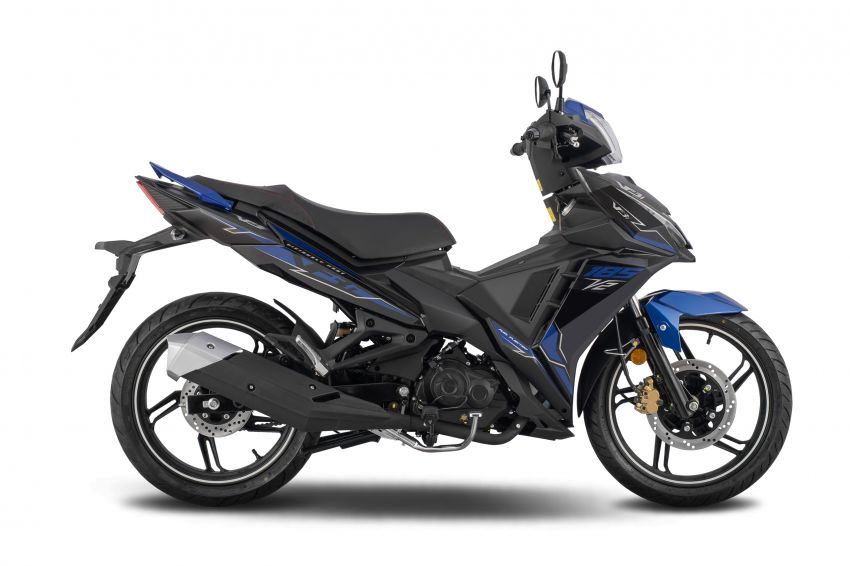 2020 SYM VF3i now in new colours – from RM8,338 Image #1036901