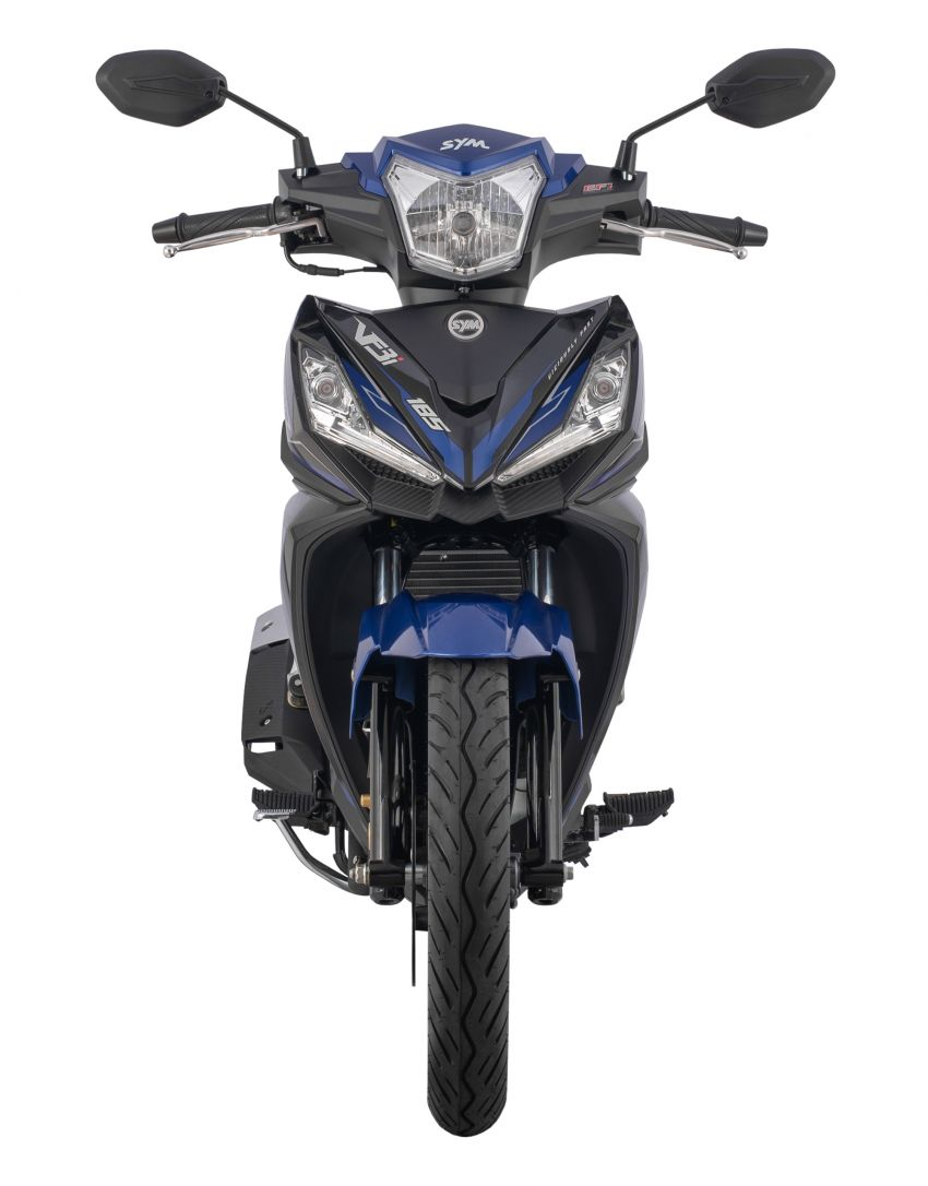 2020 SYM VF3i now in new colours – from RM8,338 Image #1036903