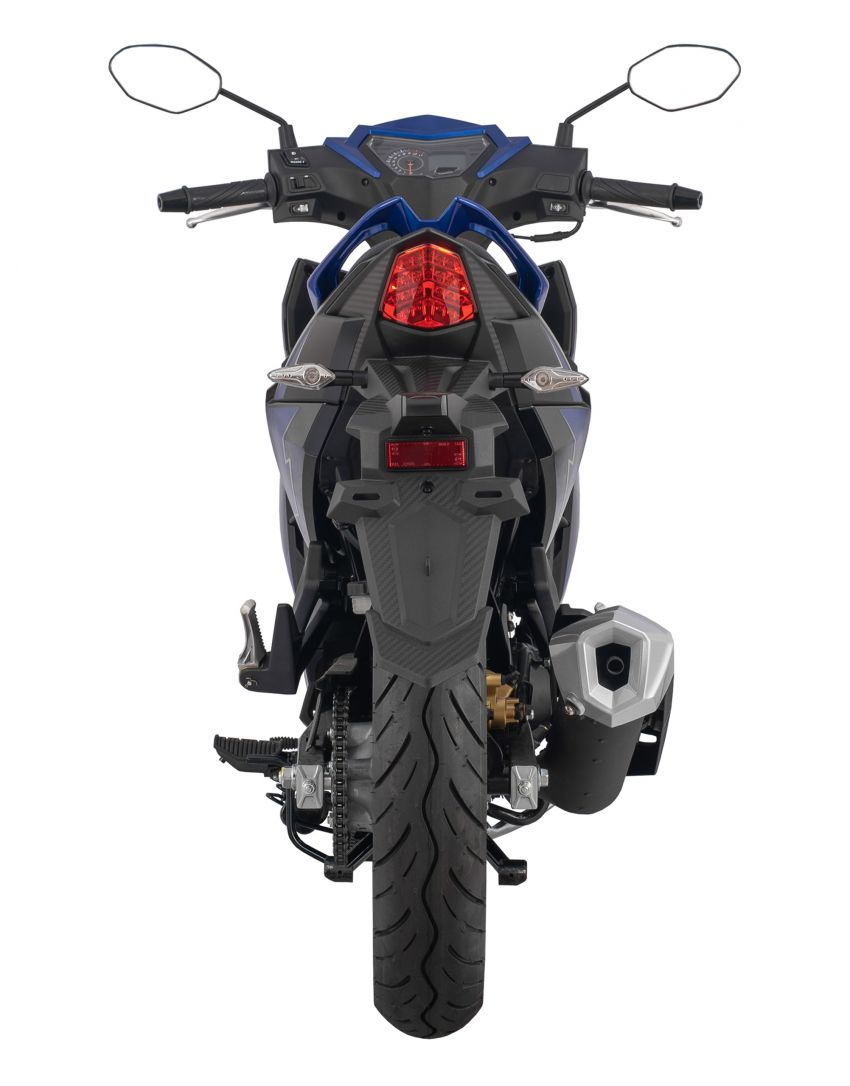 2020 SYM VF3i now in new colours – from RM8,338 Image #1036904