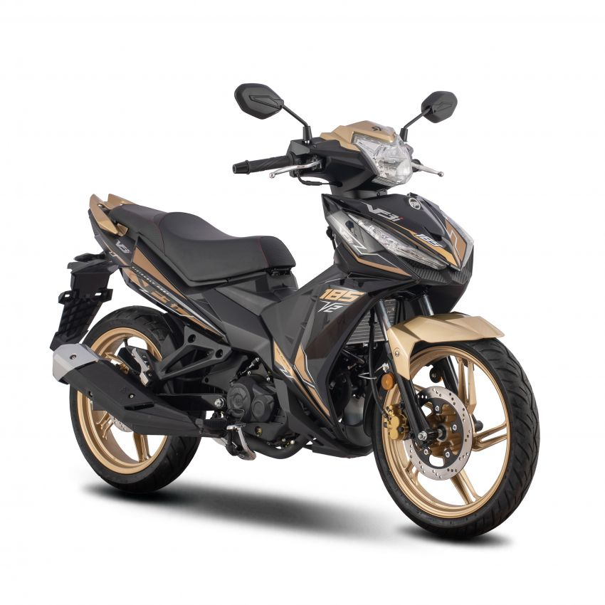 2020 SYM VF3i now in new colours – from RM8,338 Image #1036905