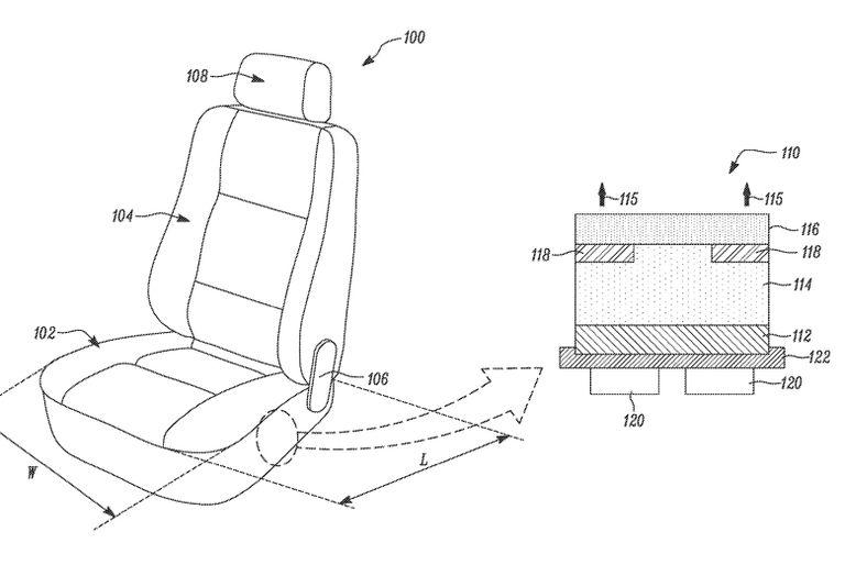 Tesla files liquid-cooled, heated seat patent – report Image #1028780