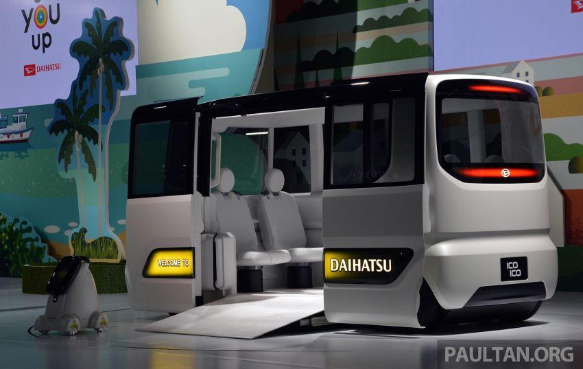 Tokyo 2019: Daihatsu IcoIco, TsumuTsumu, WaiWai, WakuWaku; cutesy 'warm future lifestyle' concepts Image #1036620