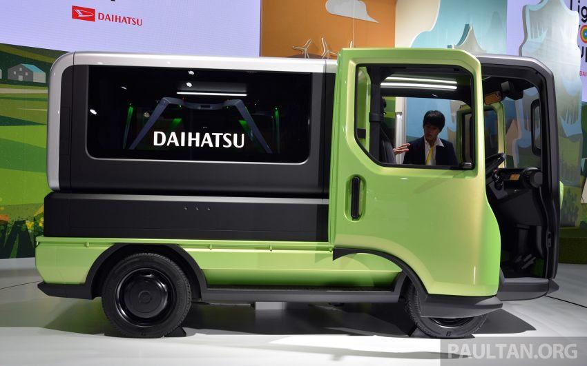 Tokyo 2019: Daihatsu IcoIco, TsumuTsumu, WaiWai, WakuWaku; cutesy 'warm future lifestyle' concepts Image #1036604