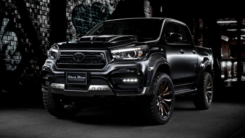 Toyota Hilux Wald Black Bison kit available in Malaysia Image #1032308