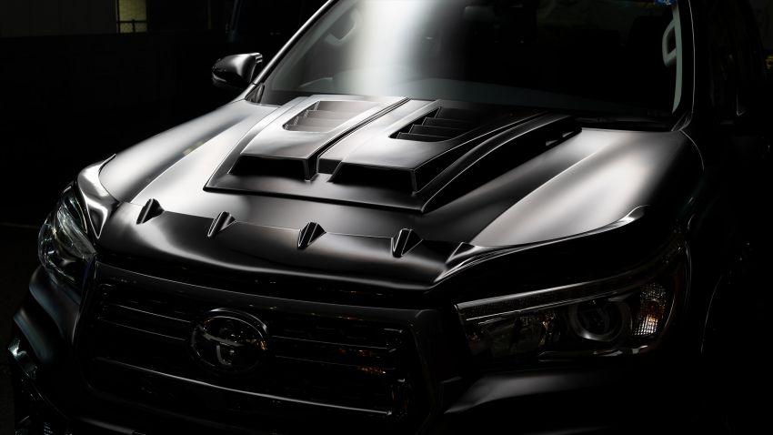 Kit Toyota Hilux Wald Black Bison kini di Malaysia Image #1032374