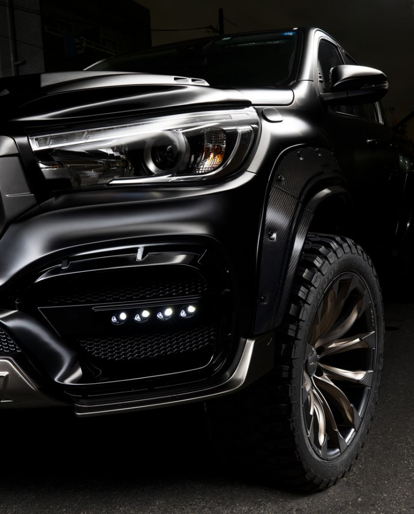 Toyota Hilux Wald Black Bison kit available in Malaysia Image #1032312