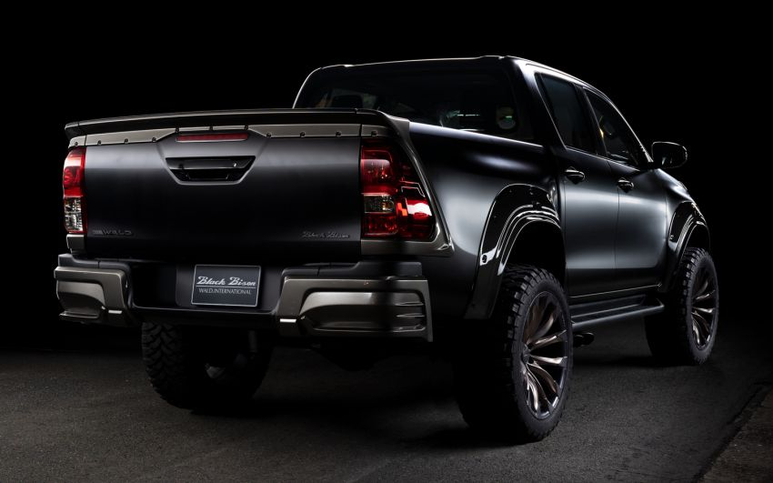 Toyota Hilux Wald Black Bison kit available in Malaysia Image #1032313