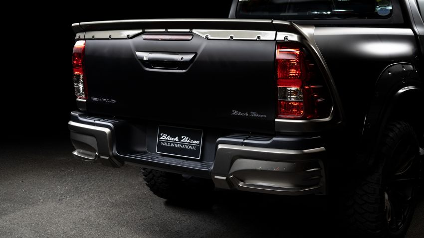 Toyota Hilux Wald Black Bison kit available in Malaysia Image #1032314