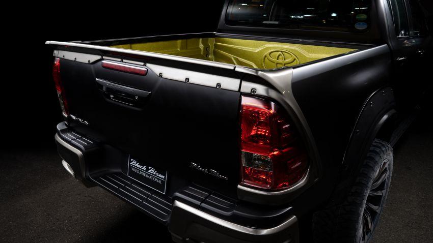 Kit Toyota Hilux Wald Black Bison kini di Malaysia Image #1032380
