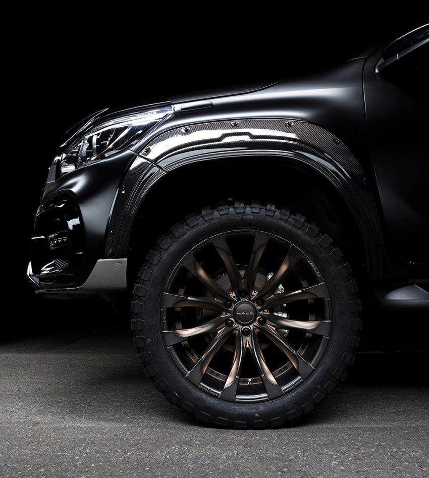Toyota Hilux Wald Black Bison kit available in Malaysia Image #1032316