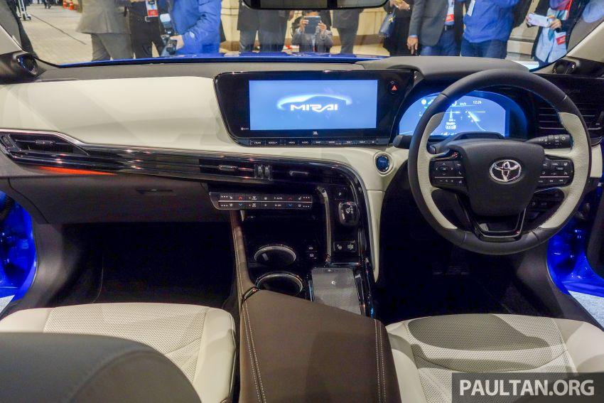 Tokyo 2019: Toyota Mirai generasi kedua dipertonton Image #1033565