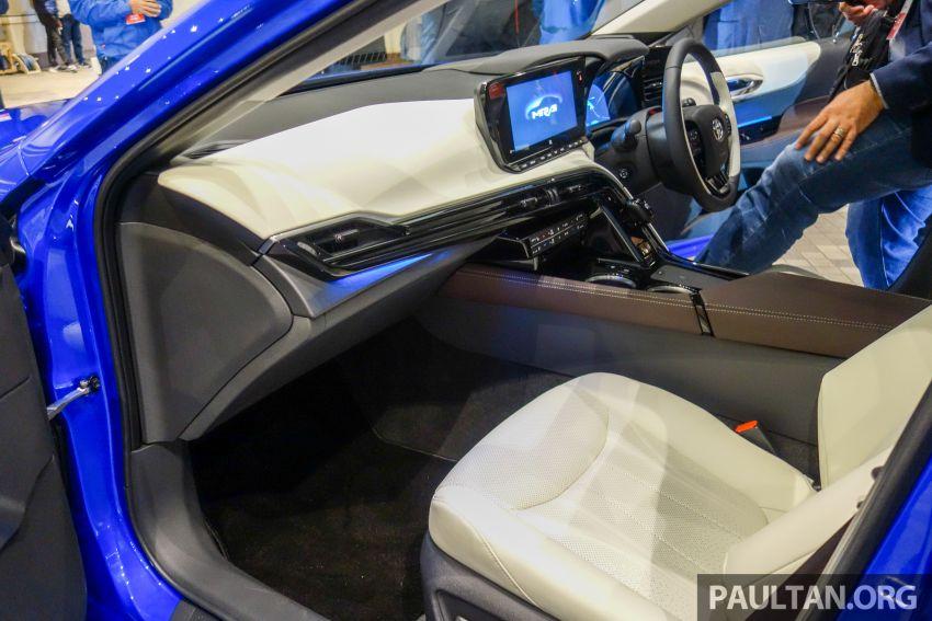 Tokyo 2019: Toyota Mirai generasi kedua dipertonton Image #1033571