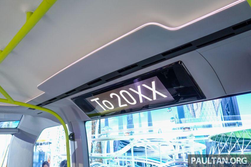 Tokyo 2019: Toyota pamer visi EV masa hadapan – e-Palette, Sora, FSR bakal diguna ketika Olimpik 2020 Image #1037131