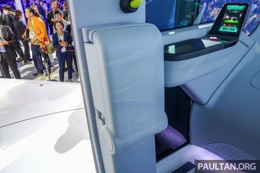 Tokyo 2019: Toyota pamer visi EV masa hadapan – e-Palette, Sora, FSR bakal diguna ketika Olimpik 2020 Image #1037132
