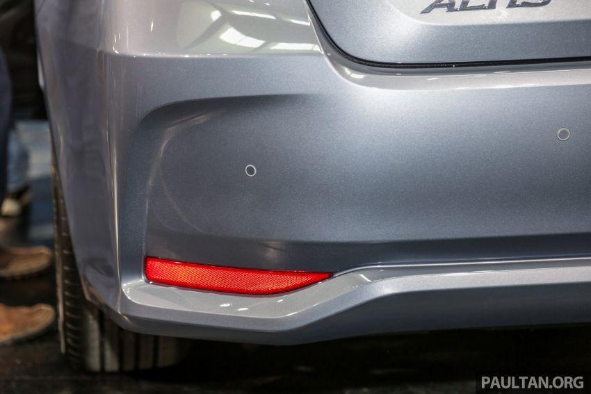 Toyota Corolla 2019 dilancar untuk pasaran Malaysia – dua varian, enjin 1.8L 139 PS, harga dari RM128,888 Image #1028409