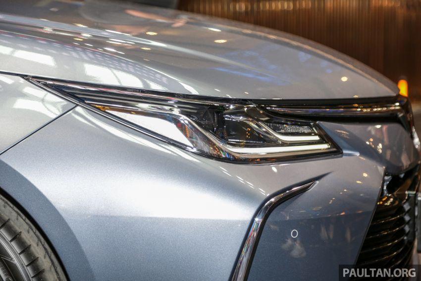 Toyota Corolla 2019 dilancar untuk pasaran Malaysia – dua varian, enjin 1.8L 139 PS, harga dari RM128,888 Image #1028397