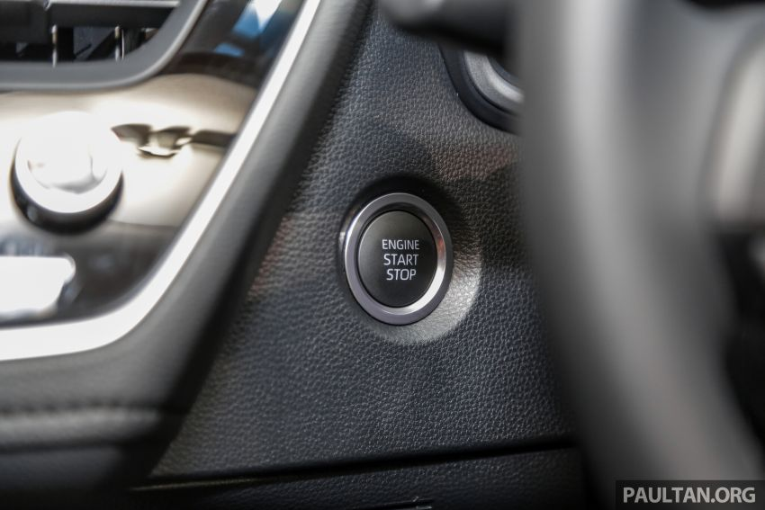Toyota Corolla 2019 dilancar untuk pasaran Malaysia – dua varian, enjin 1.8L 139 PS, harga dari RM128,888 Image #1028429