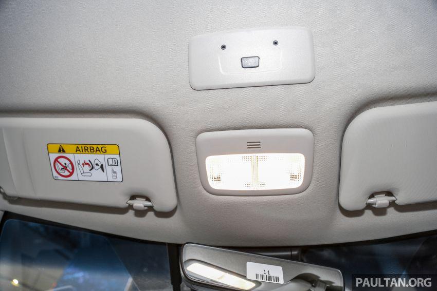Toyota Corolla 2019 dilancar untuk pasaran Malaysia – dua varian, enjin 1.8L 139 PS, harga dari RM128,888 Image #1028431