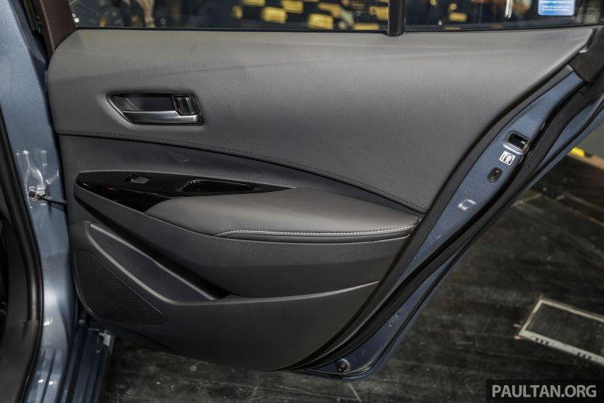 Toyota Corolla 2019 dilancar untuk pasaran Malaysia – dua varian, enjin 1.8L 139 PS, harga dari RM128,888 Image #1028443