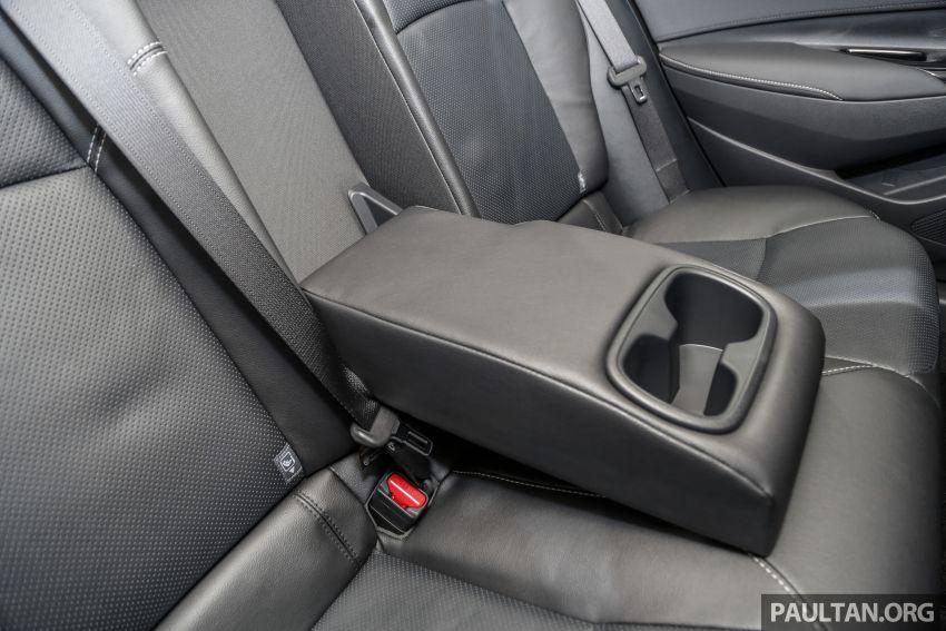 Toyota Corolla 2019 dilancar untuk pasaran Malaysia – dua varian, enjin 1.8L 139 PS, harga dari RM128,888 Image #1028447