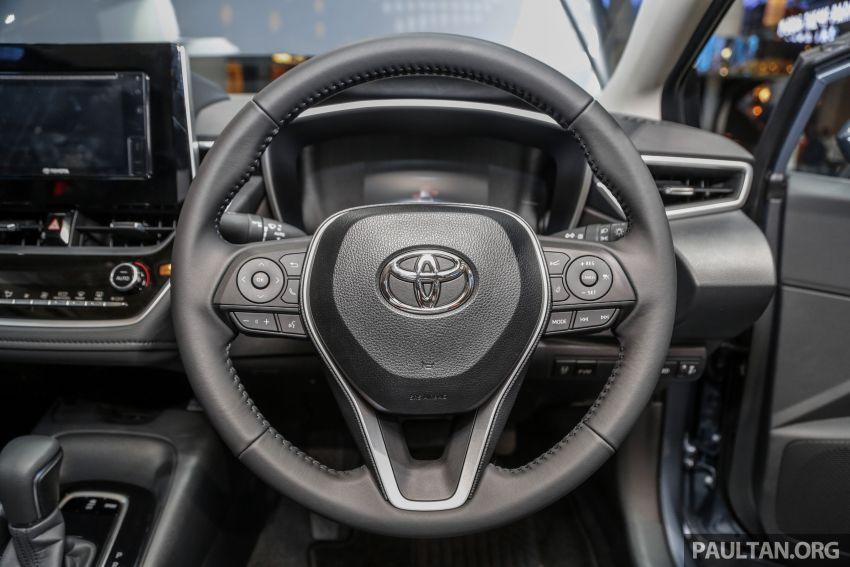 Toyota Corolla 2019 dilancar untuk pasaran Malaysia – dua varian, enjin 1.8L 139 PS, harga dari RM128,888 Image #1028419