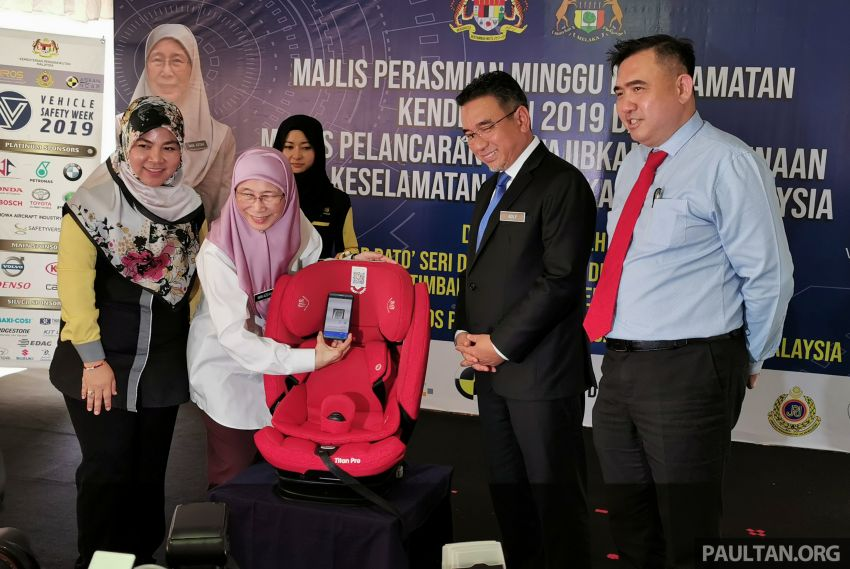 MIROS launches guidelines for child restraint systems – usage to be mandatory starting January 1, 2020 Image #1034484