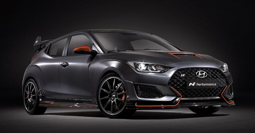 Hyundai Veloster N Performance Concept for SEMA Image #1035920