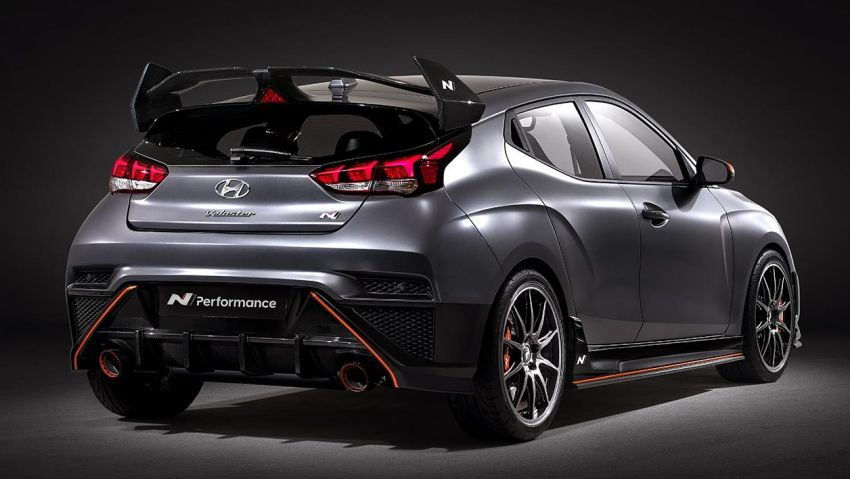Hyundai Veloster N Performance Concept for SEMA Image #1035921