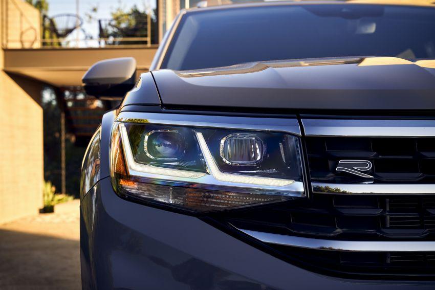 """Volkswagen Atlas Cross Sport – another SUV """"coupé"""" Image #1029869"""