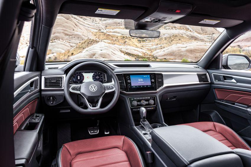 """Volkswagen Atlas Cross Sport – another SUV """"coupé"""" Image #1029881"""