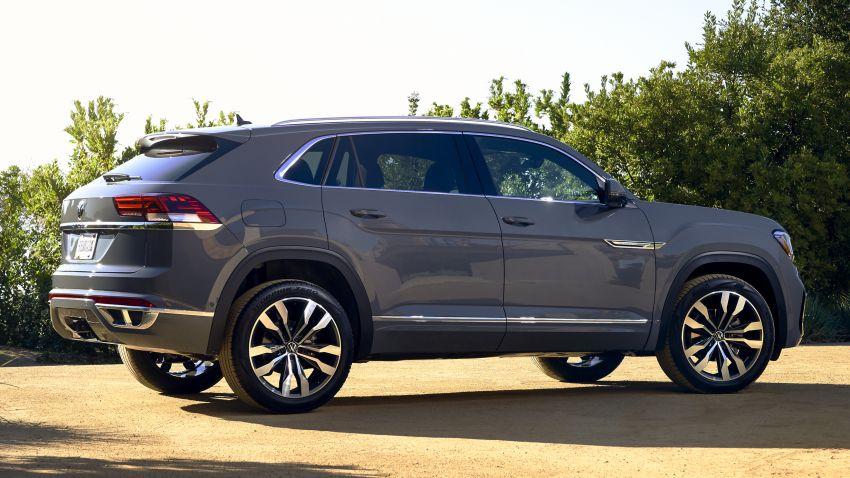 """Volkswagen Atlas Cross Sport – another SUV """"coupé"""" Image #1029898"""