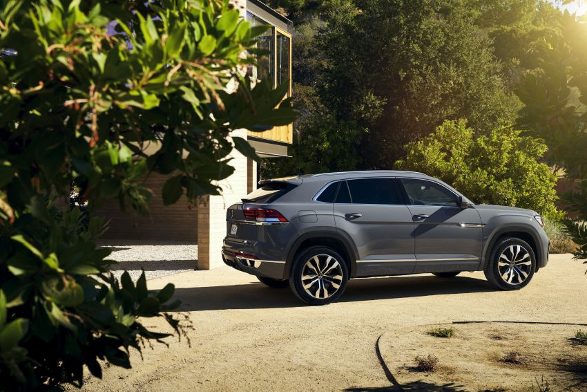 "Volkswagen Atlas Cross Sport – another SUV ""coupé"" Image #1029901"
