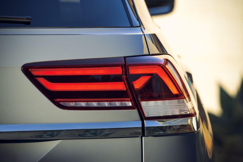 """Volkswagen Atlas Cross Sport – another SUV """"coupé"""" Image #1029874"""