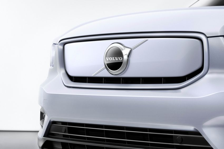 Volvo XC40 Recharge debuts – 402 hp and 660 Nm; zero to 100 km/h in 4.9 seconds; 400 km EV range Image #1031775